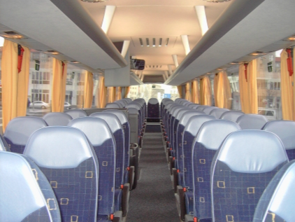 Bus mieten in Berlin mit Fahrer